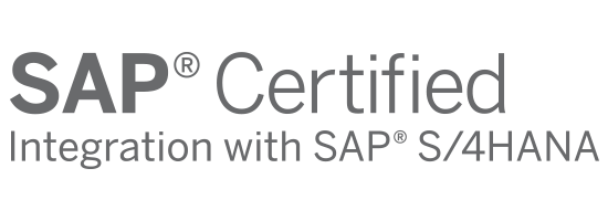 SAP Certified Integration with SAP S4HANA