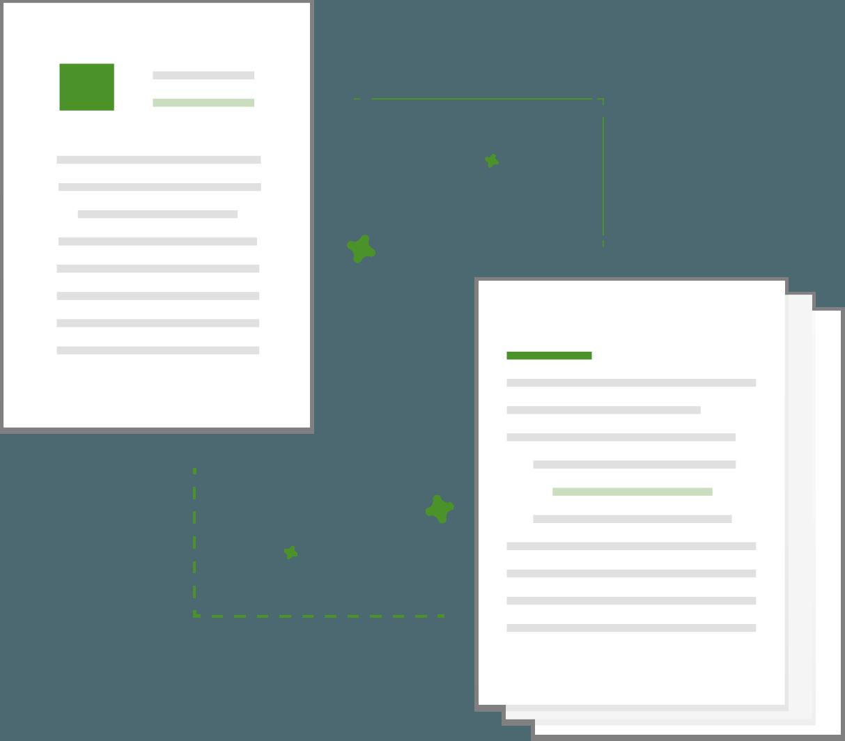 Der EDI-Parser für SAP unterstützt alle Dateiformate brahcenunabhängig